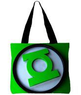 Active Elements Bag-16165 Green Tote Bags