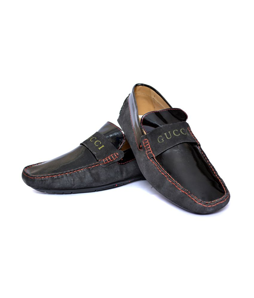 H Designer brand men leather shoes boat shoes casual