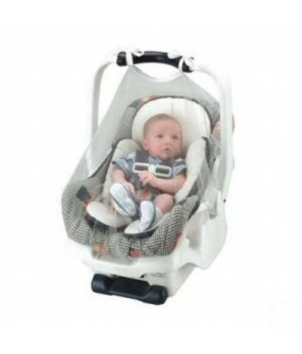 Jolly Jumper Fitted Insect Bug Netting For Infant Carrier