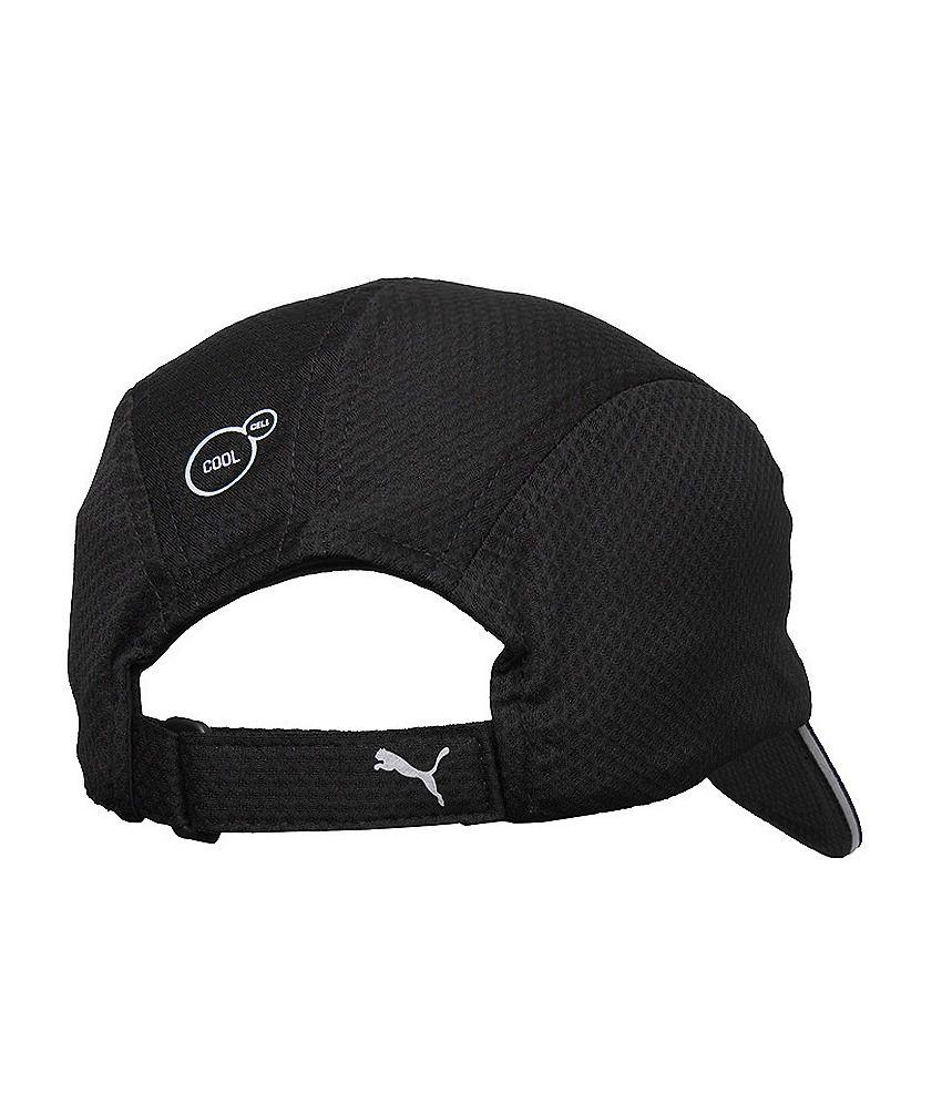 Puma Man Black Cap-82824501-X - Buy Online   Rs.  b87f4f67803