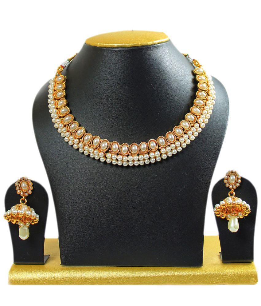 Sewad Multicolour Necklace Set