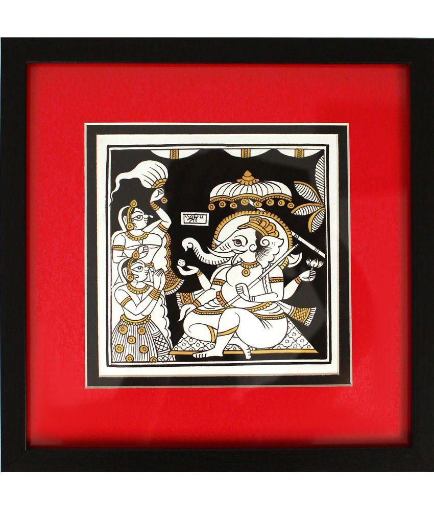 Cherrytin Classic Ganesha Phad Art