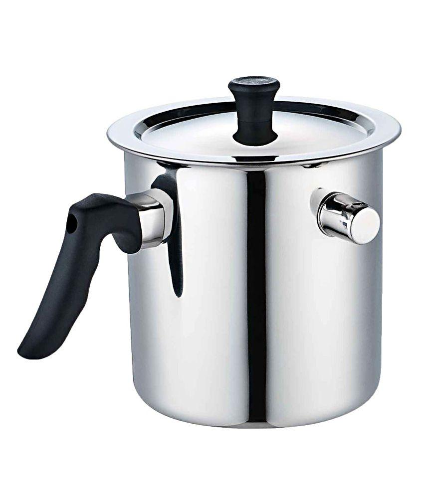 Wonderchef Never Spill Milk Pan