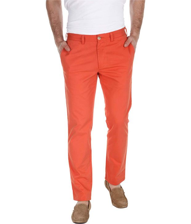 Zobello Stretchable Chino Pant