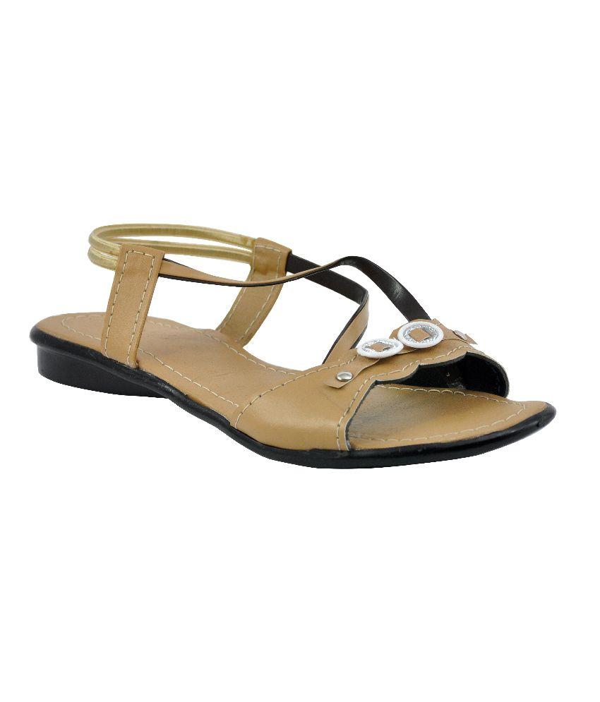 Diovanni Ride Free Fly Sometimes Strap Sandals  available at snapdeal for Rs.249