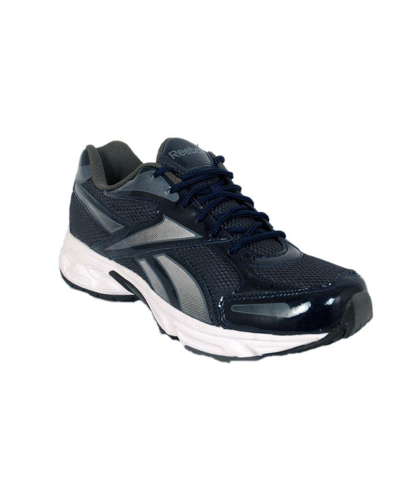 Reebok United Runner Iv Lp Dark Grey Running Shoes ...