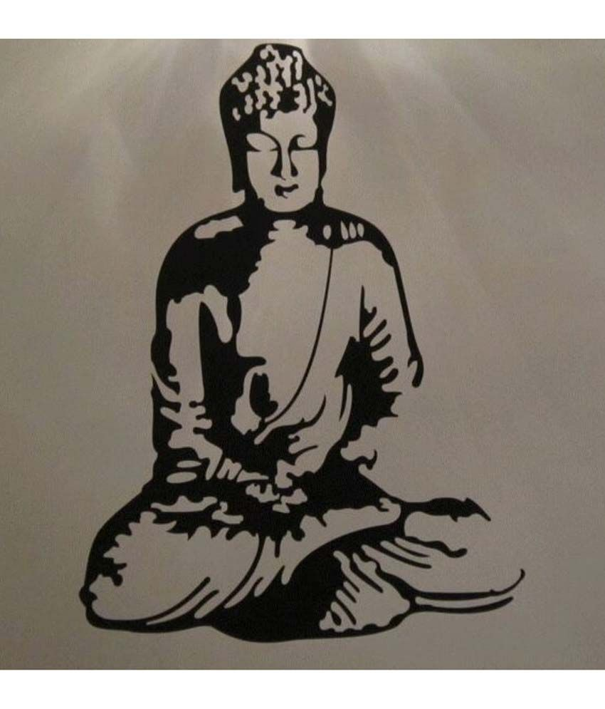 Ultimate Decals Inc Ultimate Decals Inc Buddha Sticker