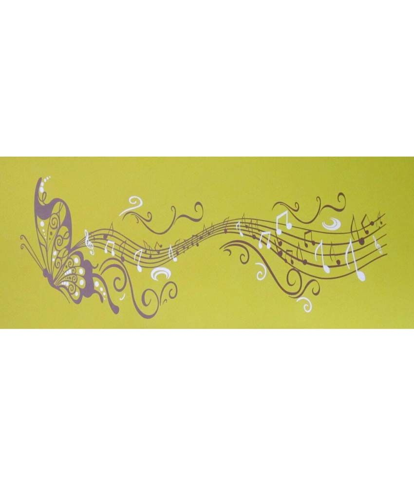 Ultimate Decals Inc Ultimate Decals Inc Musical Sticker