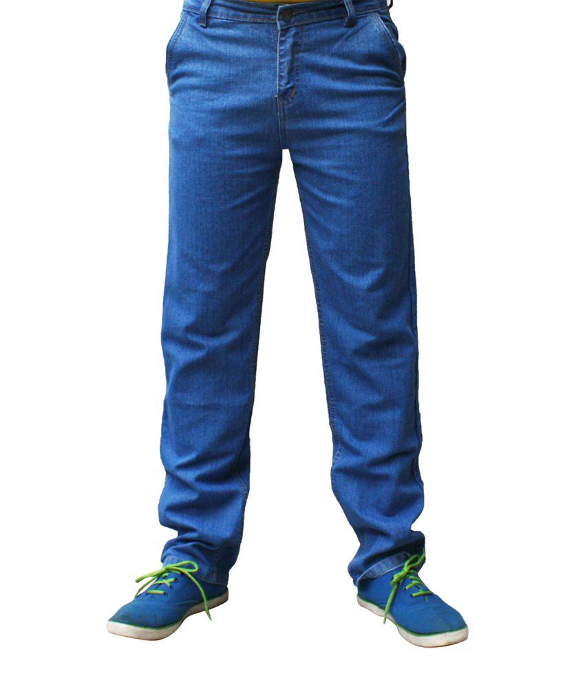 Ben Carter Smart Men's Blue strechable Jeans