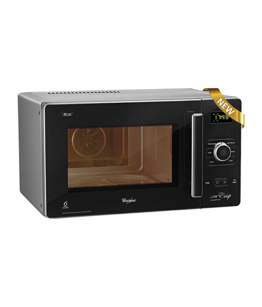 Whirlpool Jet Microwave Oven: Whirlpool 25 Litres JET CRISP Convection Microwave Oven