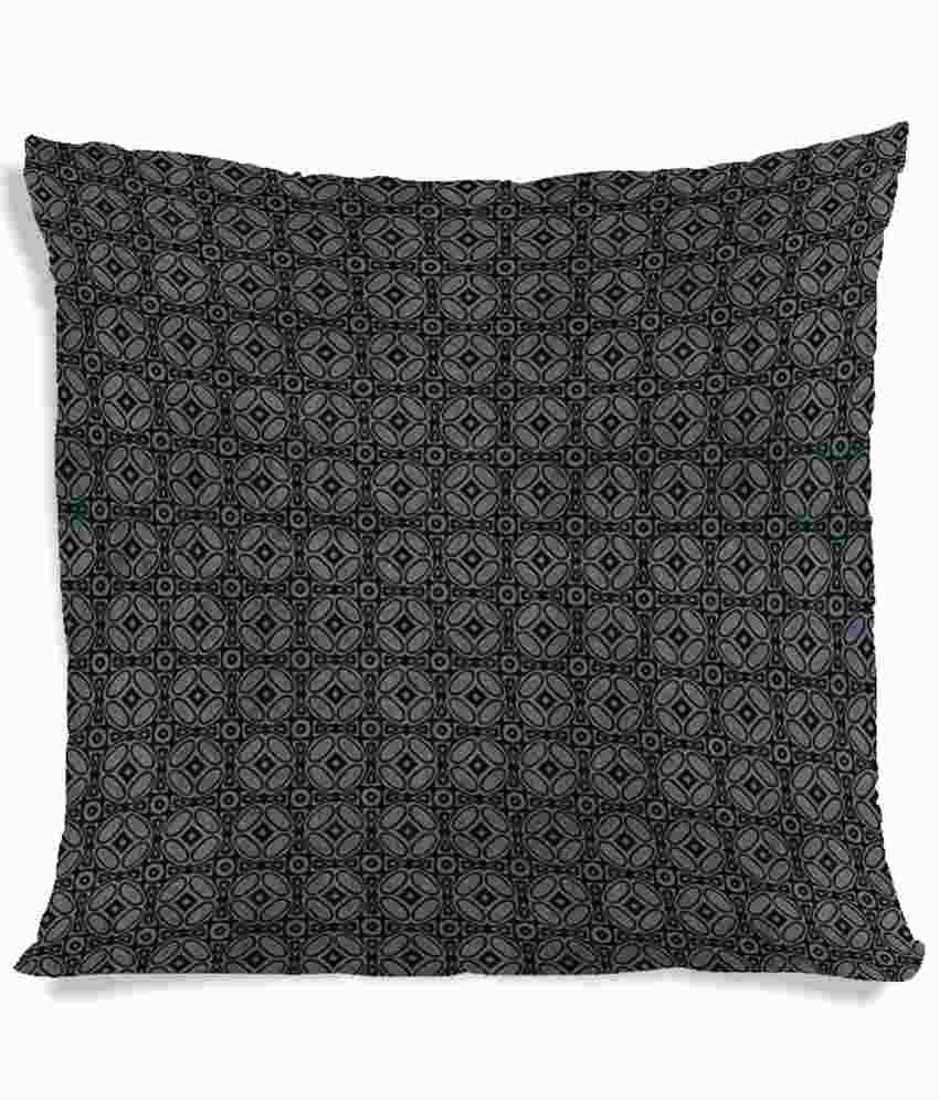 Imerch Dark Classy Dotted Cushion Cover