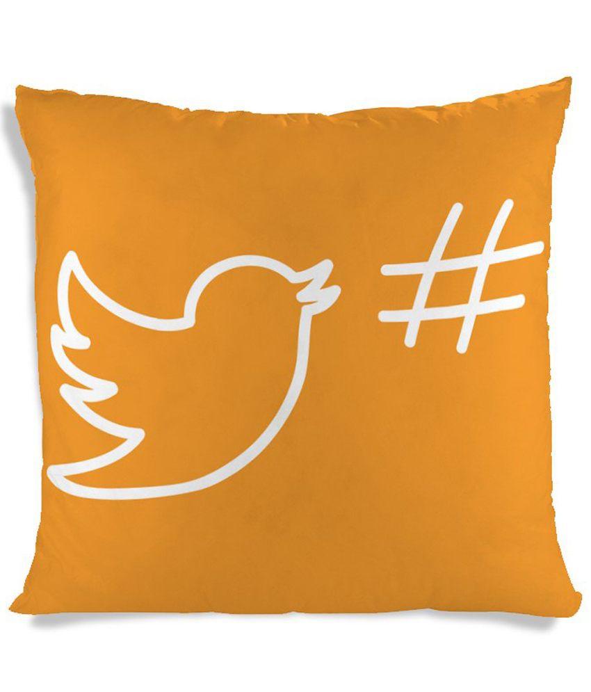 Imerch Twitter Logo Cushion Cover