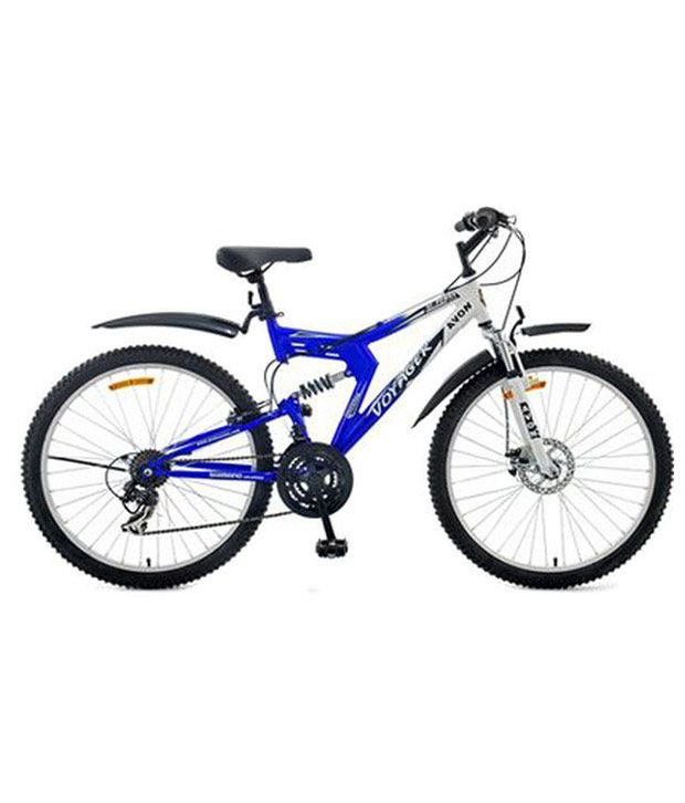 f7e8d07387a Avon Voyager Hi-End Cycle Multi-Speed With Disc Brake(Aluminium Alloy  Frame)  Buy Online at Best Price on Snapdeal