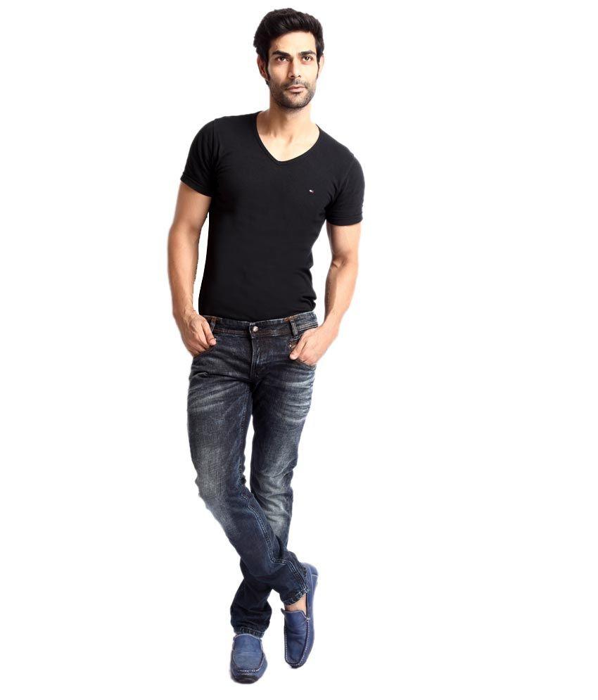 Rookies Slim Fit Jeans