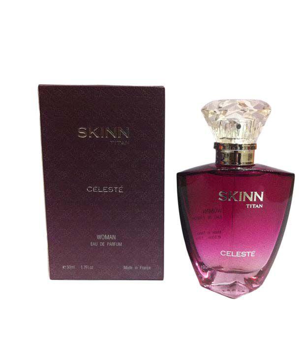 Titan Skinn Celeste Women's EDP 50ml Perfume