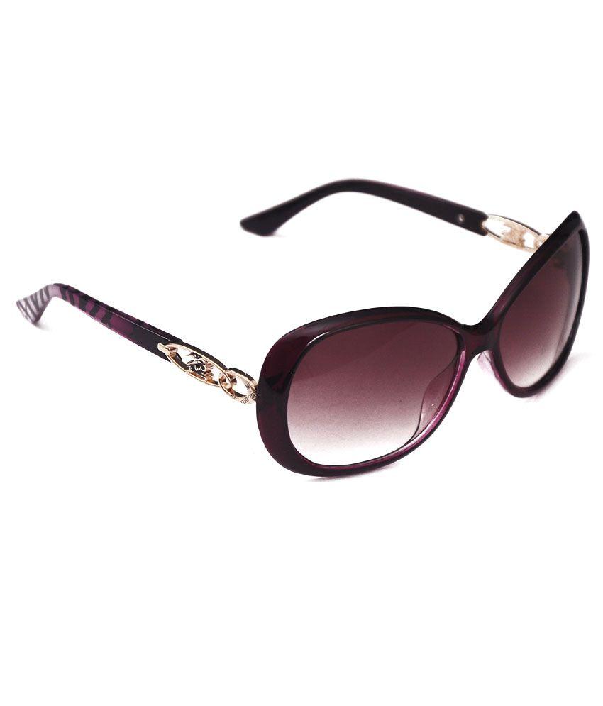View + D1503_s4 Medium Women Cat Eye Sunglasses