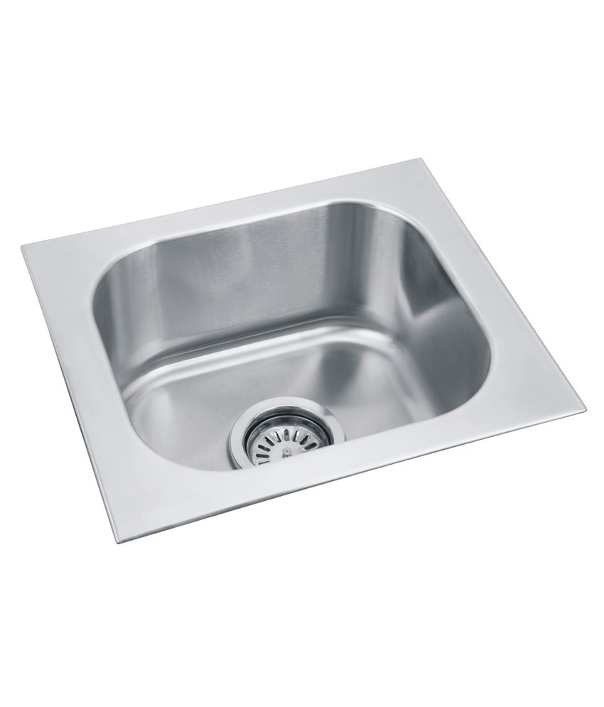 Stainless Steel Sink Cost : Silver Line Stainless Steel Kitchen Sink Pf1001 Online at Low Price ...