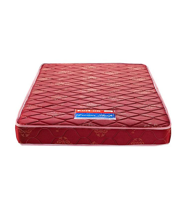 Review Kurlon Single Size Dream Sleep Spring Mattress 72x35x6 inches In 2019 - Elegant sleep number single bed For Your Home