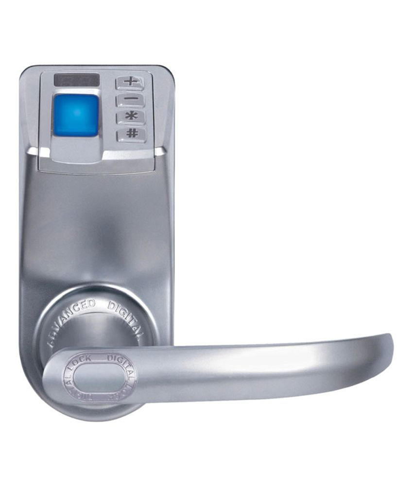 Buy Navkar Systems Biometric Door Entry Lock Online At Low Price In