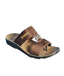 free shipping recommend Venus King Brown Daily Slippers cheap sale real 2014 online buy cheap sale exclusive A0AY57tn
