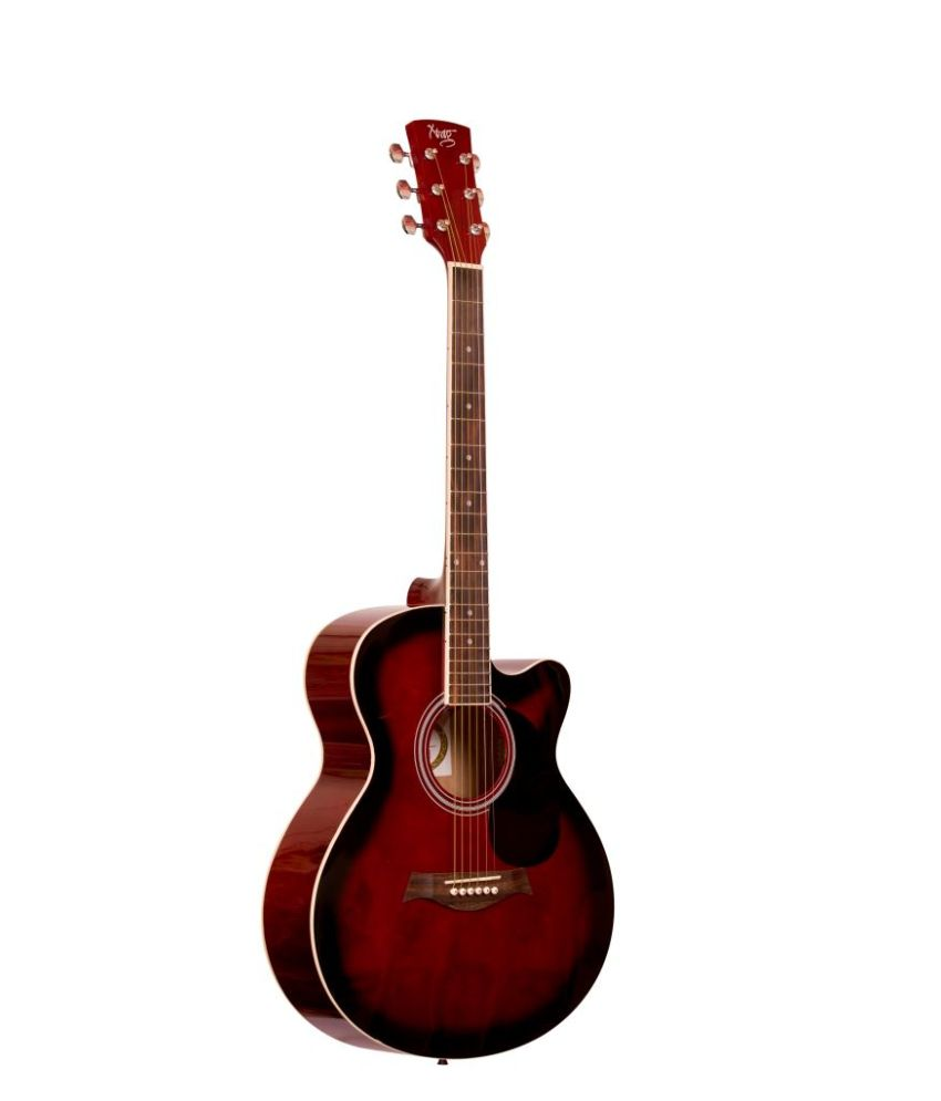 xtag wine red color acoustic imported guitar buy xtag wine red color acoustic imported guitar. Black Bedroom Furniture Sets. Home Design Ideas