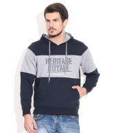 Monte Carlo Black Woollen Sweatshirt