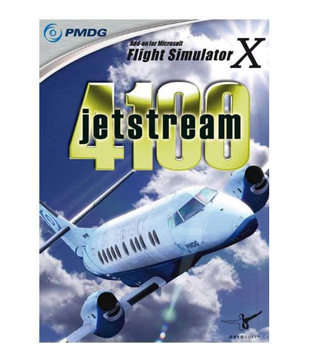 Aerosoft Pmdg Jetstream 41 - Requires Fsx (addon Only)