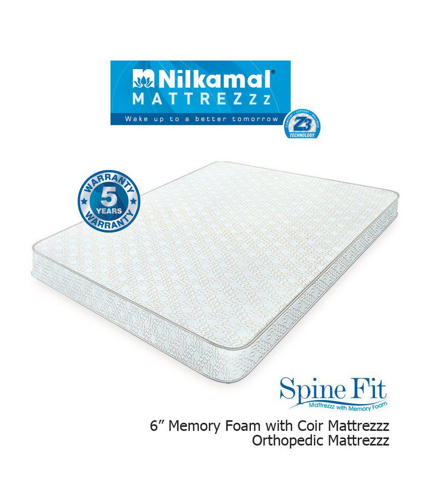 nilkamal 1 orthopedic mattress buy nilkamal 1 orthopedic mattress
