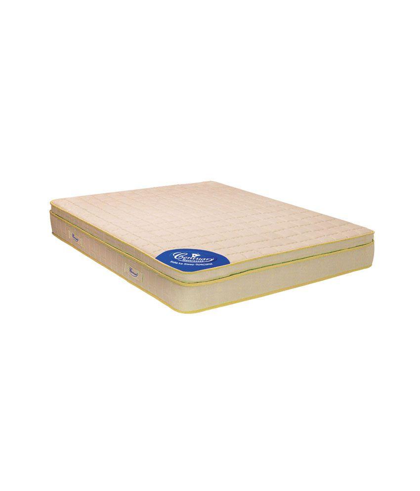 centuary mattress visco bond foam mattress buy centuary mattress