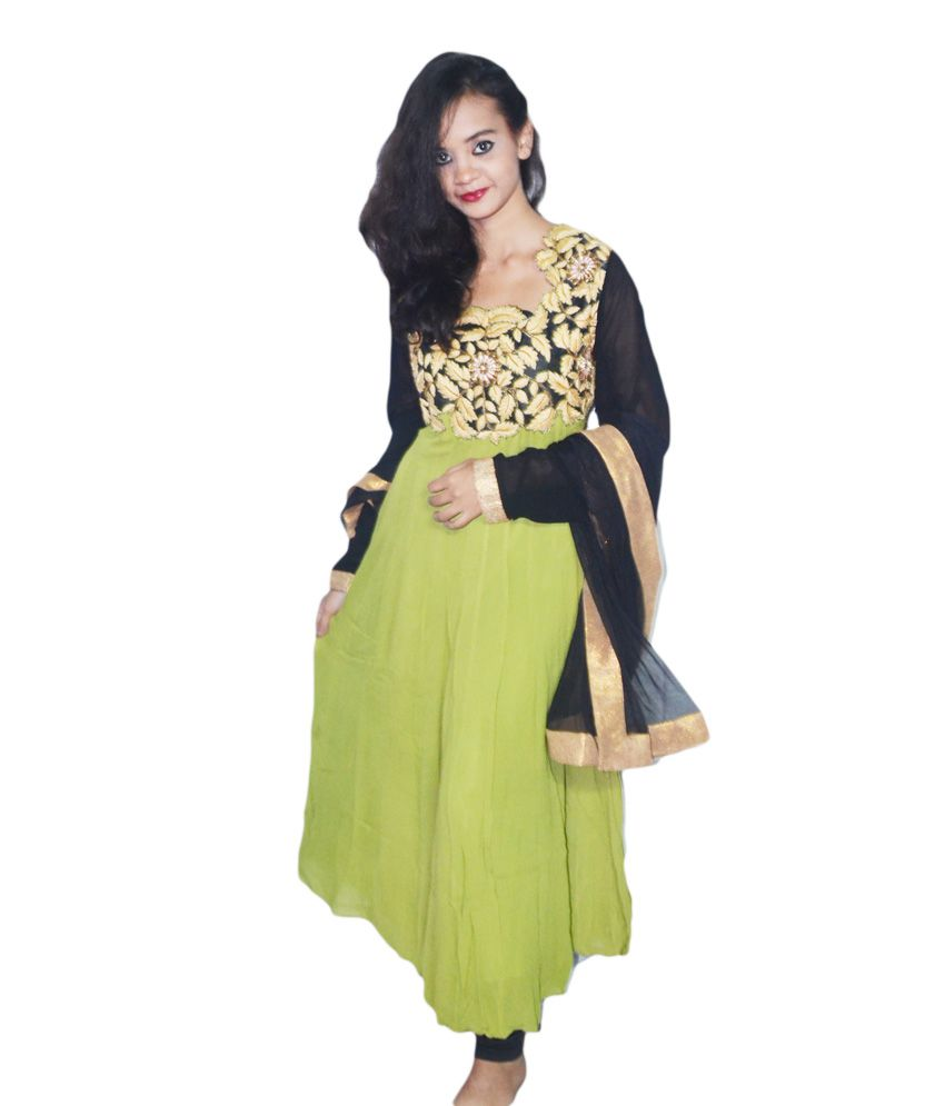 Hasna Hena Hasan's Workshop Yellow Color Suit with Border Detailing
