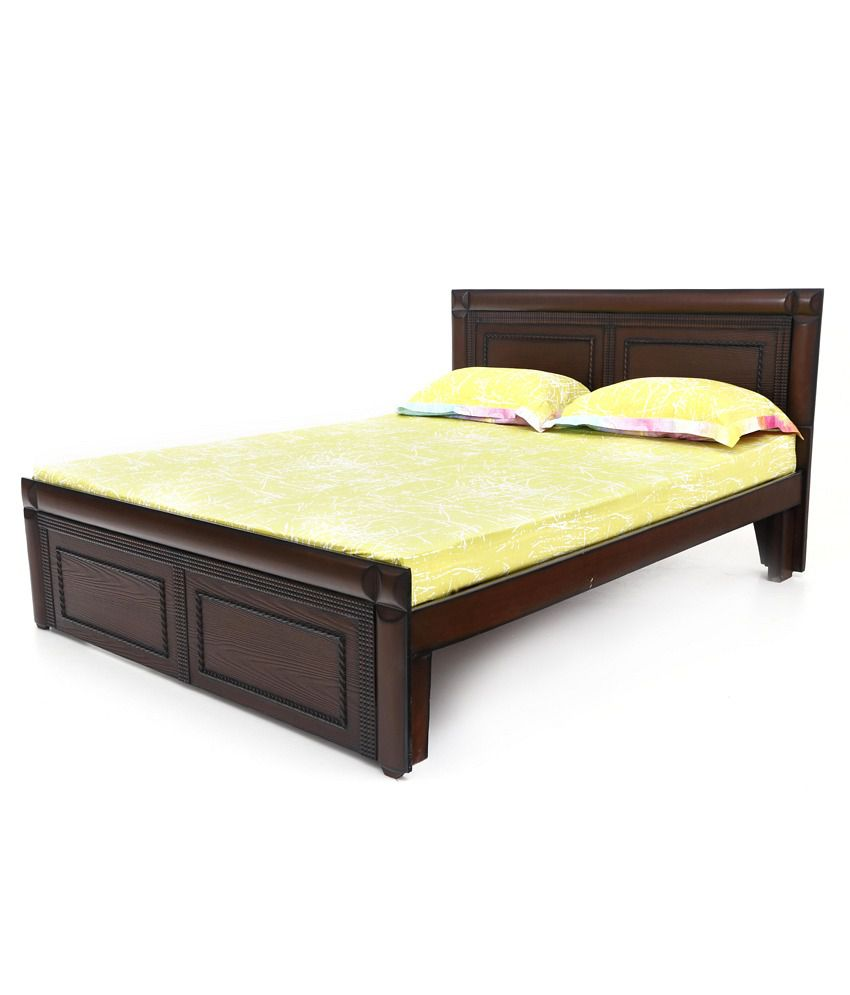 Good Cheap Furniture Online: Looking Good Furniture Diamond Queen Size Bed Without
