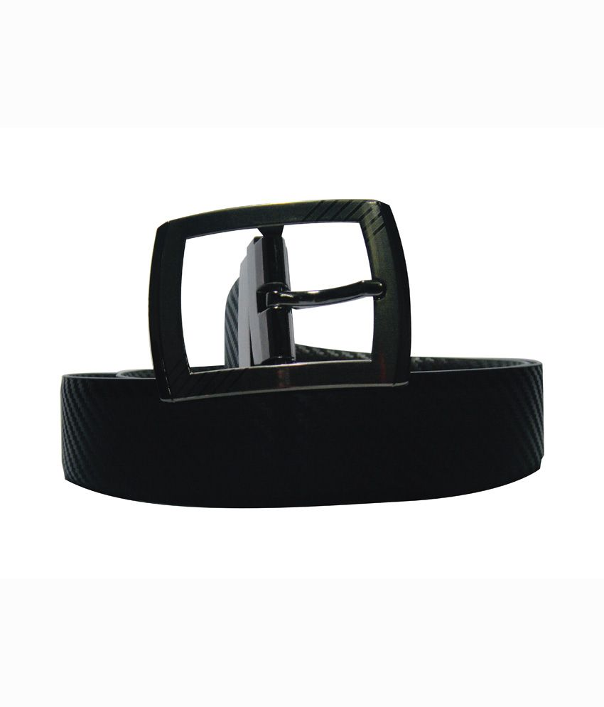 Syborite Brown Leather Casual Belt