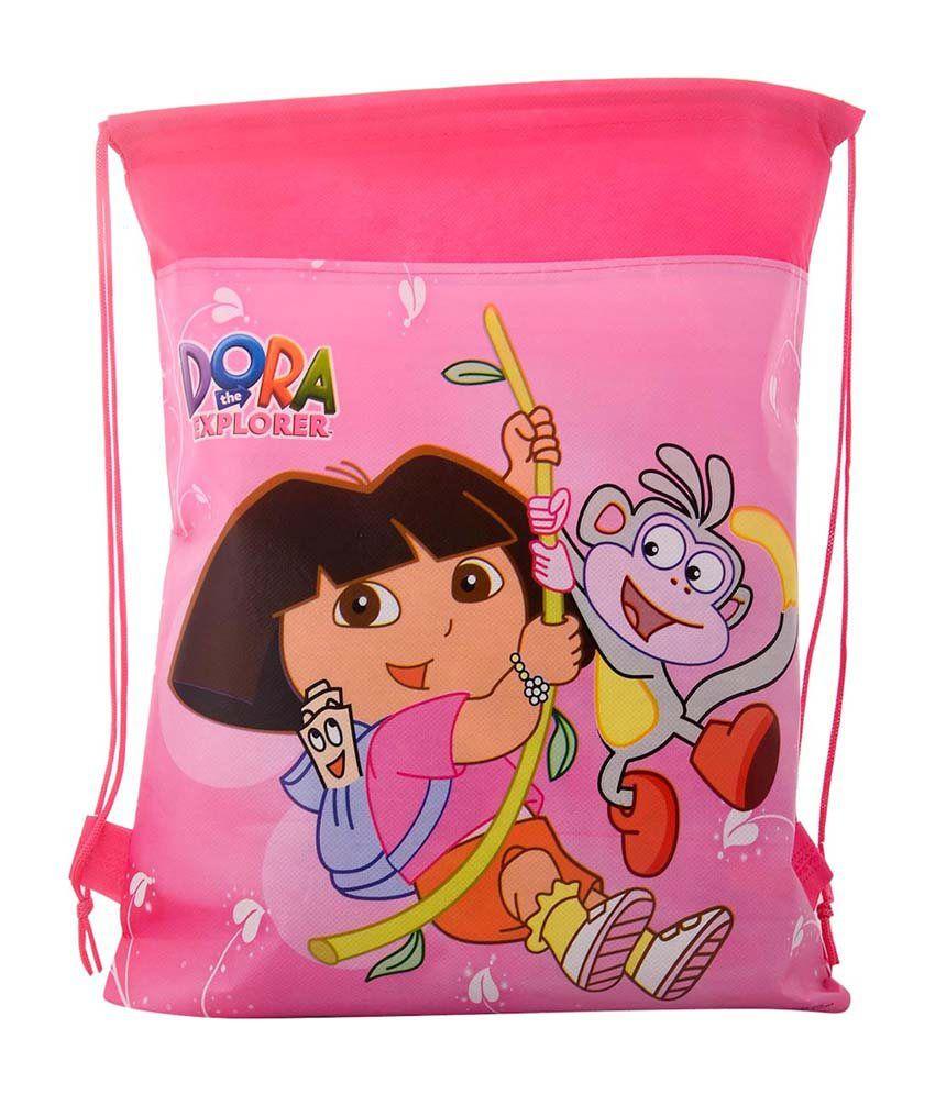 Birthday Giftwala Dora Haversack Bag