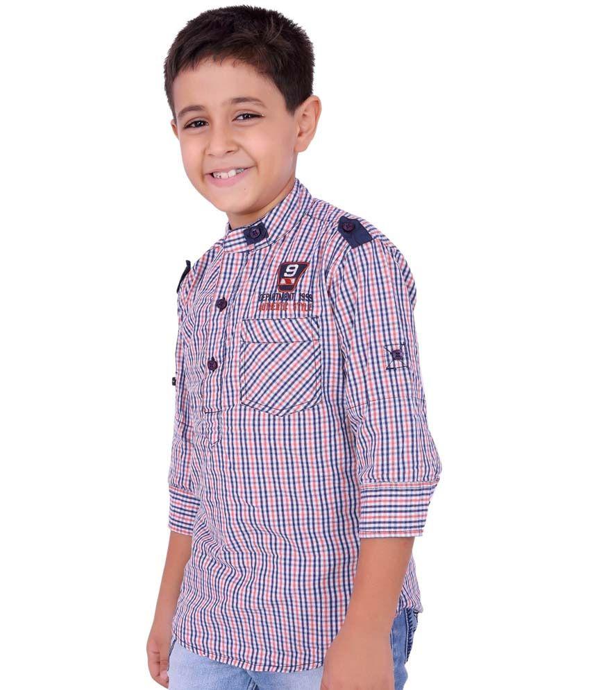 c83fe46dec04 Oks Boys Adoring White Casual Cotton Shirt For Boys - Buy Oks Boys ...