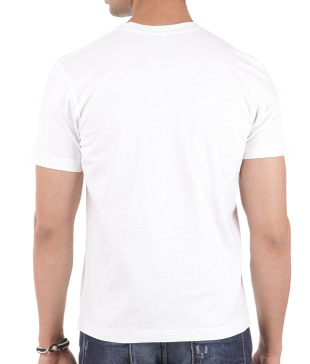 Yepme Royale Pure White T-Shirt