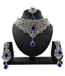 Shree Bhawani Art Jewellery Traditional Necklace Set
