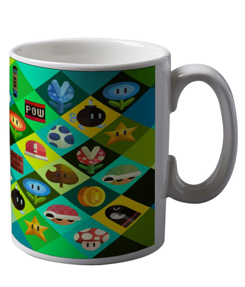 Artifa Video Games Design Coffee Mug Best Price In India