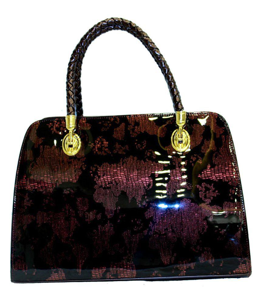 Dg Brown Non Leather Shoulder Bag