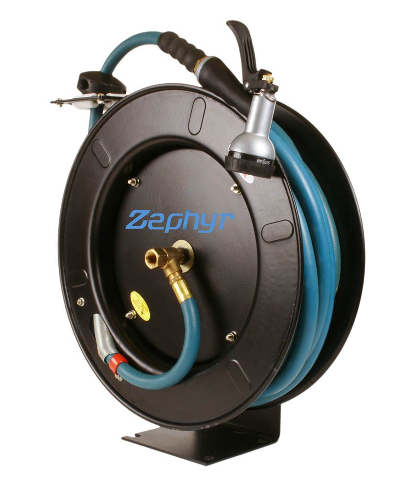 Rubber Water/Garden Hose Reel. Online at Low Price in India - Snapdeal
