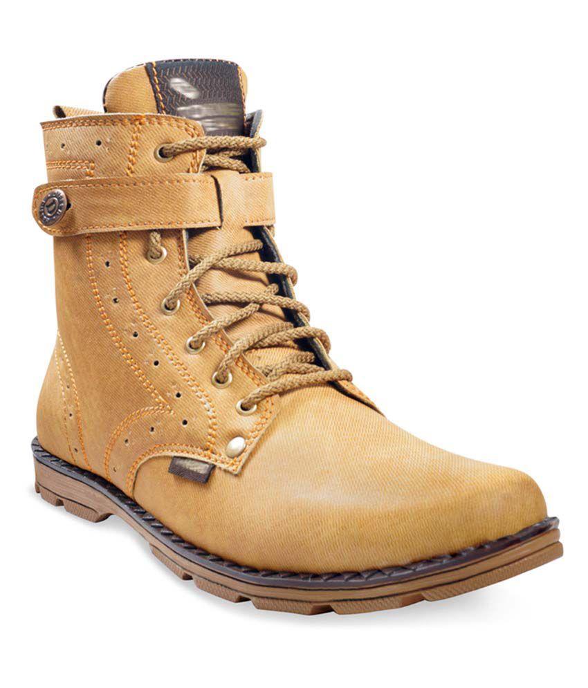 ADYBird Trend Setter Tan Slip-on Boot