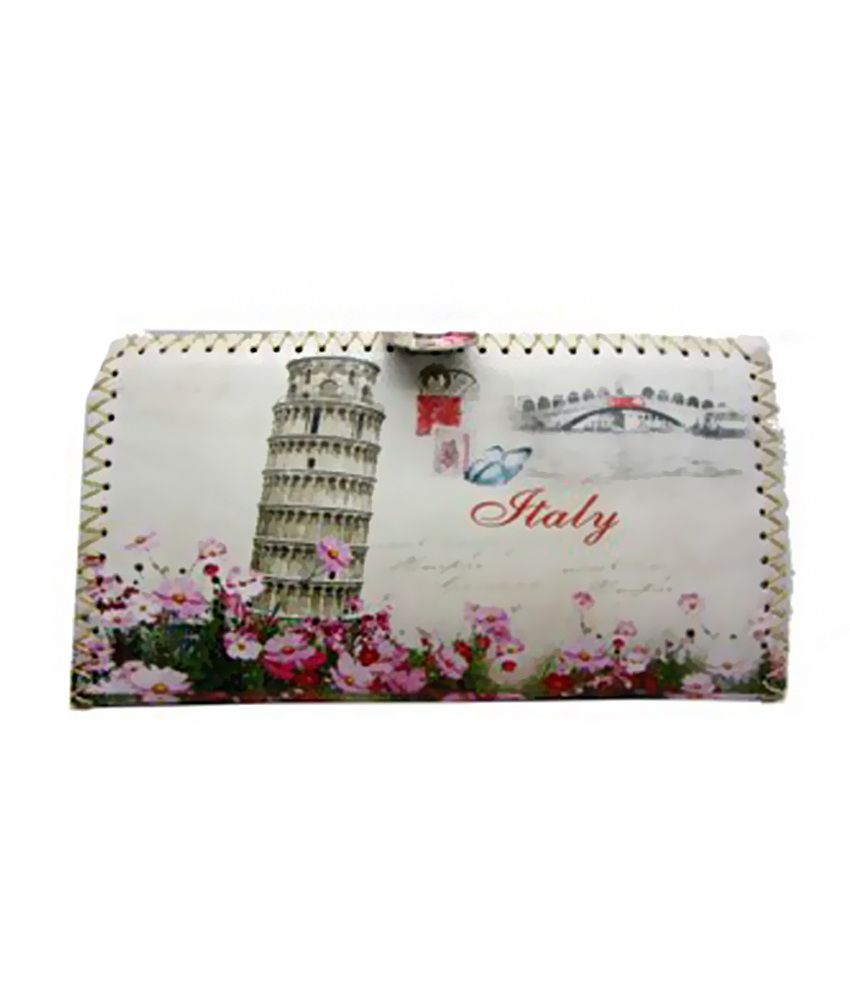 Cilver Fashion Western Style Italy Ladies Wallet
