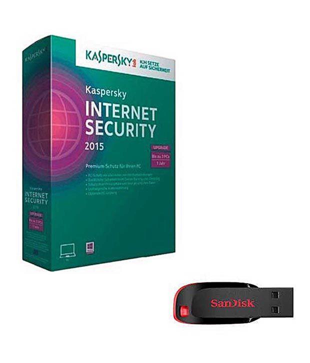 kaspersky internet security 2015 3 pc price at flipkart. Black Bedroom Furniture Sets. Home Design Ideas