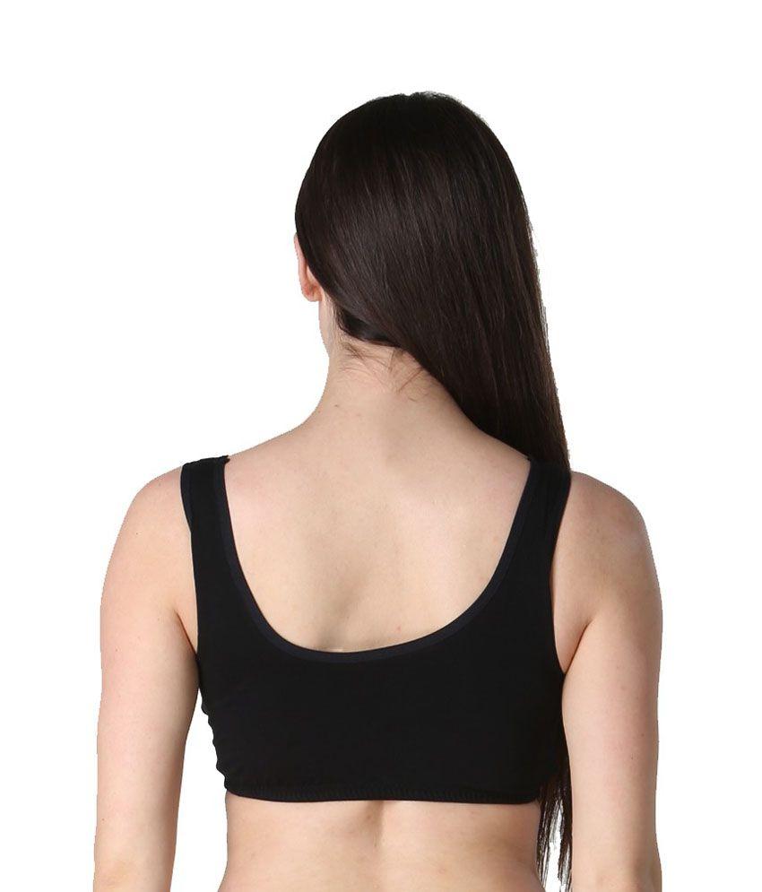 067e5877ebb57 Buy Morph Pull On Leak Proof Nursing/Feeding Bra Black Online at ...