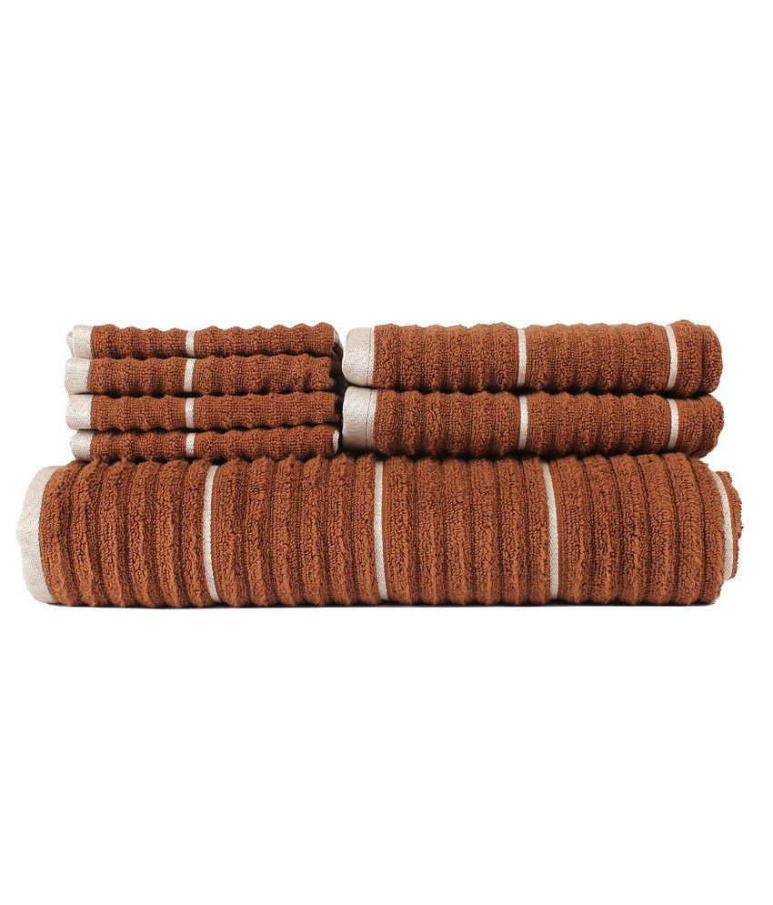 Casa copenhagen linea ribbed zero twist toffee towels set buy casa copenhagen linea ribbed - Casa copenaghen ...