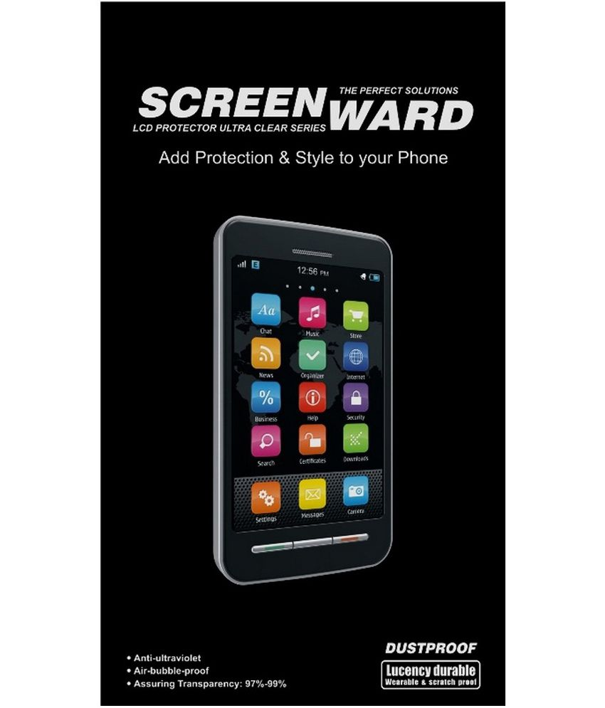 Screen Protector Scratch Guard For Nokia Lumia 520