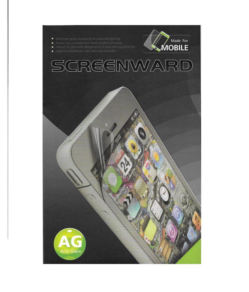 Screenward Screen Guard for Samsung Galaxy Prime - Clear