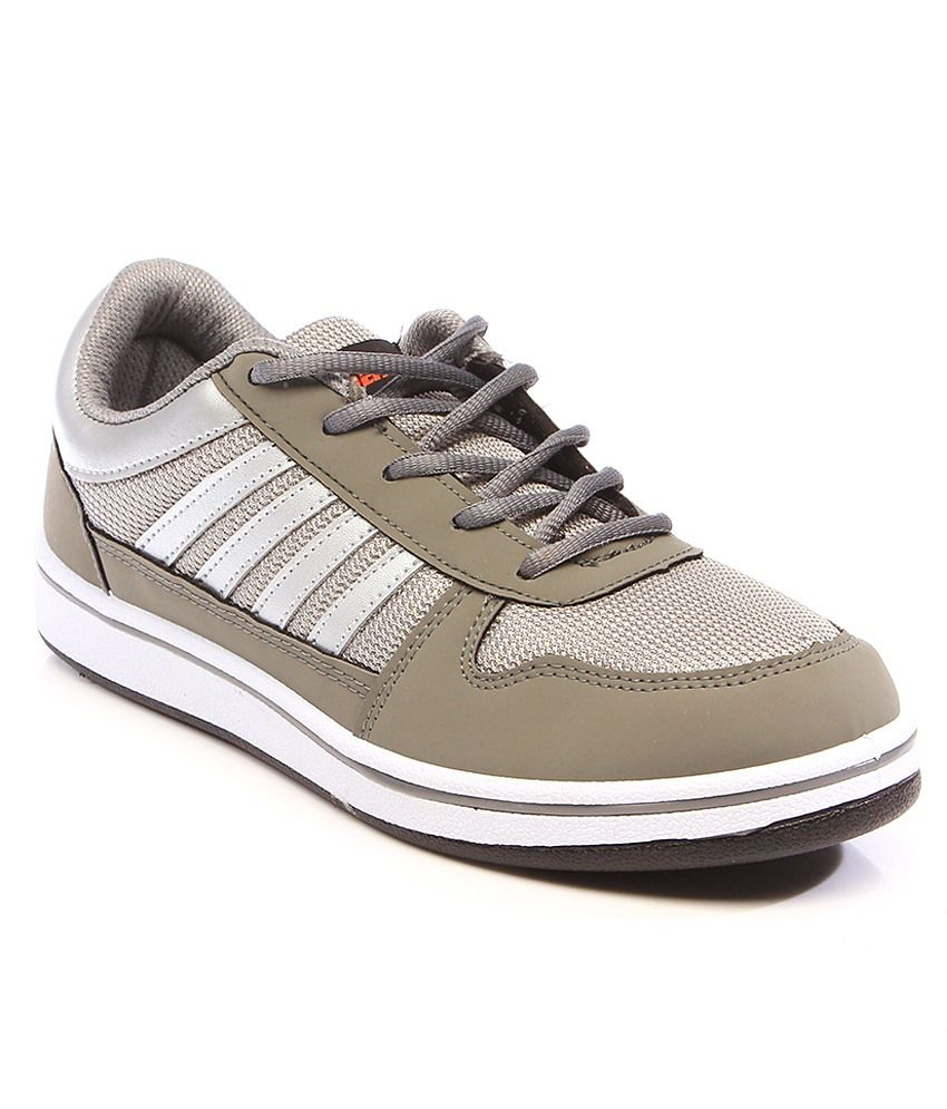 Sparx Gray Casual Shoes