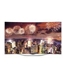 LG 55EC930T 139 cm (55) Full HD 3D Smart Curved LED Television