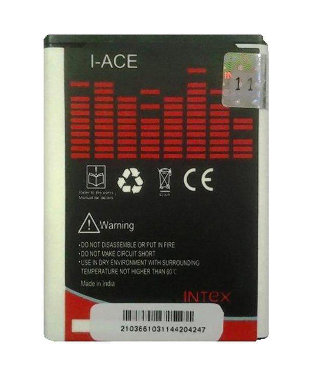 Intex Ace Battery for Samsung Galaxy Pro, S5830 (1250 mAh)