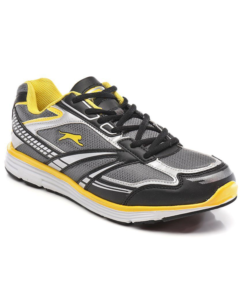 Slazenger Durban SZR01503 Yellow Sport Shoes  Buy Online at Best Price on  Snapdeal cbb4125a6d08a